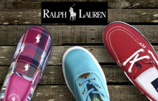 Детская обувь Ralph Lauren