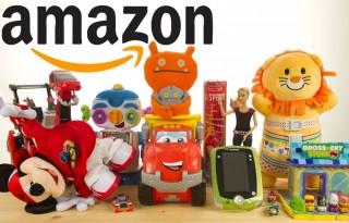 Детские игрушки на Amazon