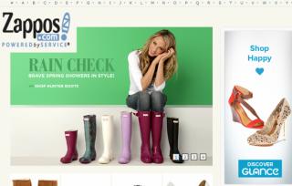 Женская обувь в Zappos