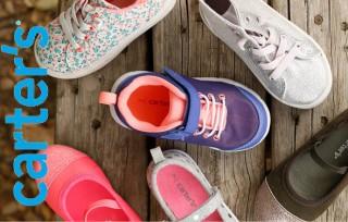 Детская обувь на Carters