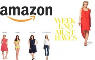 Женская одежда Амазон