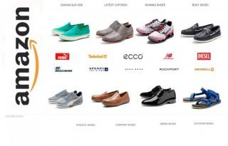 Мужская обувь на Амазон