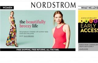 Женская одежда в Nordstrom