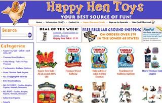 Happy Hen Toys