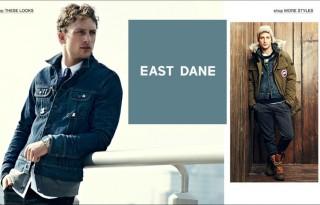 Мужская одежда в East Dane