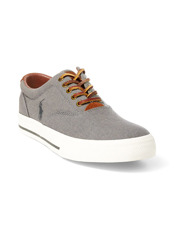 Ralph Lauren Vaughn Twil Grey