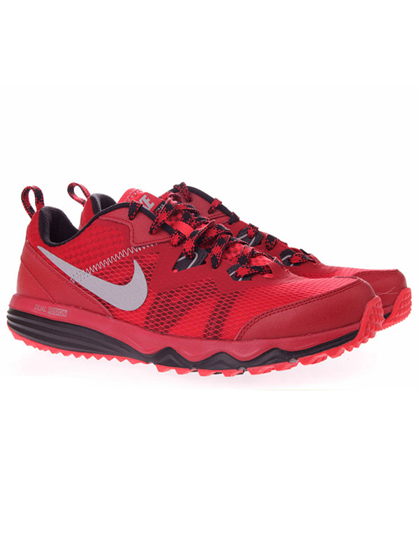 Nike Dual Fusion Trail Red